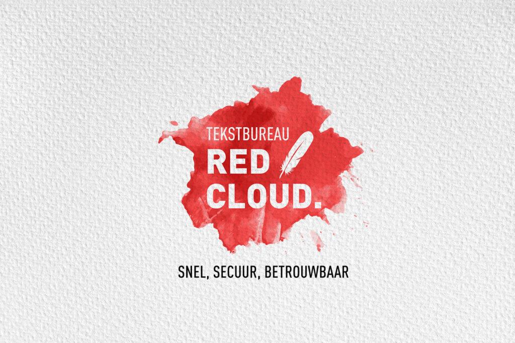 Logo Tekstbureau RedCloud